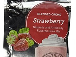 Big Train Blended Creme Frappe Mix, Strawberry, 25 Count