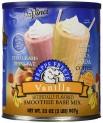 32 oz DaVinci Frappe Freeze Vanilla Smoothie Base Mix, Add to Fruit, Juice, Soda, or Coffee