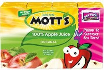 Mott's Special 100% Apple Juice, 64 fl oz bottles (Pack of 8)