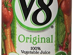 V8 100% Vegetable Juice, Original, 5.5 Ounce (Pack of 48)