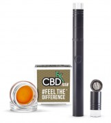 CBDfx CBD Wax Concentrated Raw Dab