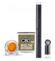 CBDfx CBD Wax Concentrated Raw Dab
